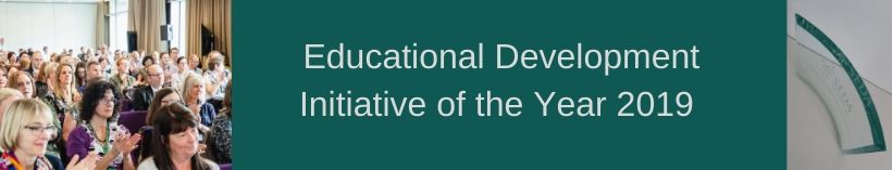 Educational Development Initiative of the Year 2019